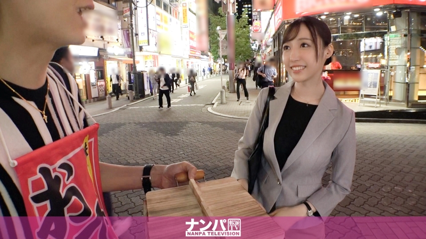 【エロ動画】マジ軟派、初撮。 1544 赤坂見附でゲットしたホワホワ癒し系の巨乳OL!敏感度MAXボディは手マンで失禁!……のアイキャッチ画像